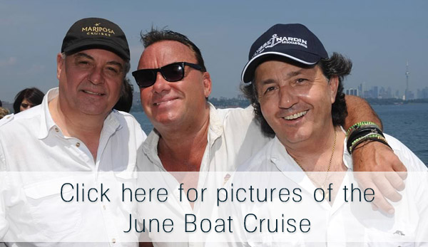 joels private party boat cruise june