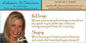 Enhance It Interiors