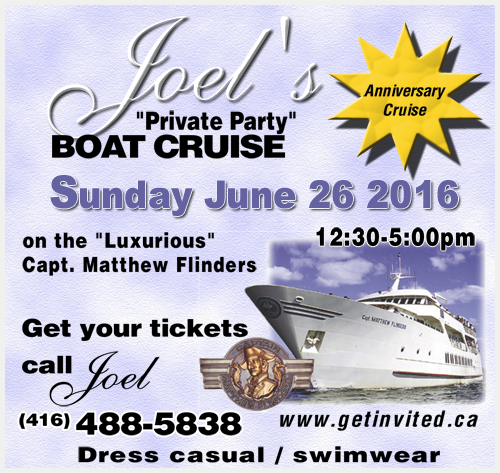 june 2016 annual boat cruise