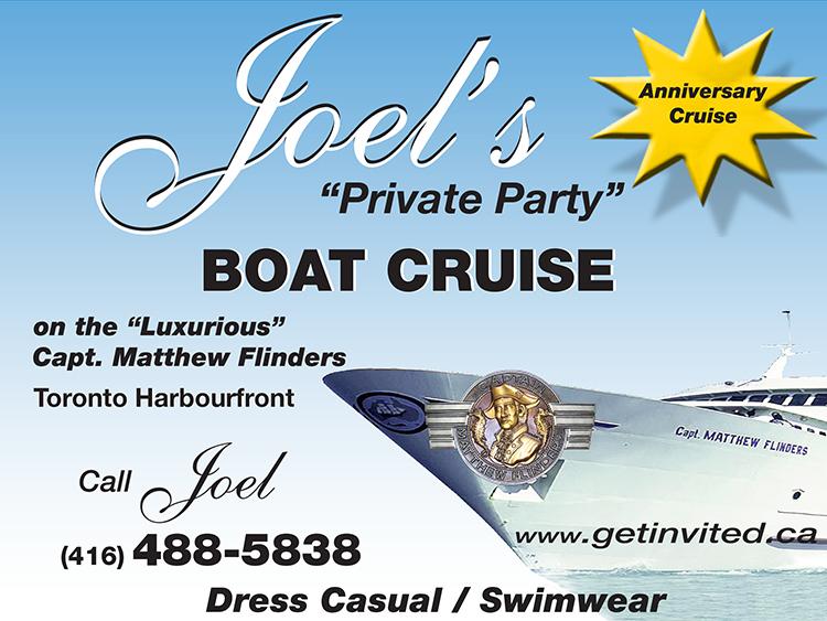 Joels Boat Cruise