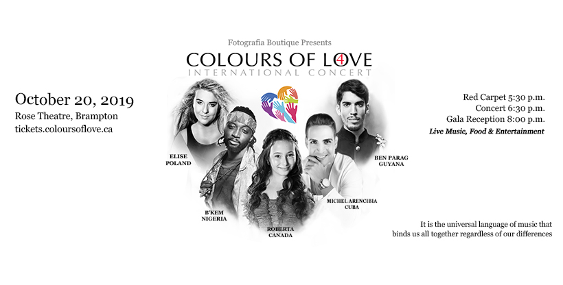 Colours of Love Concert